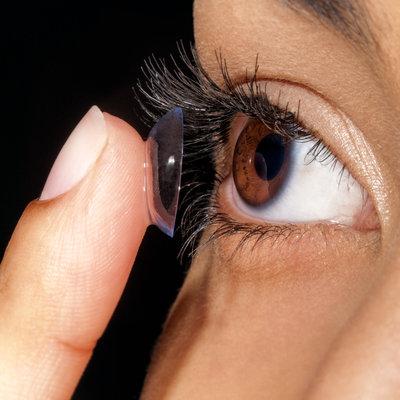 مراقبت از سلامت چشم,خواب با لنز
