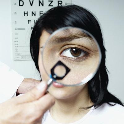 مراقبت از سلامت چشم,معاینه سالیانه چشم