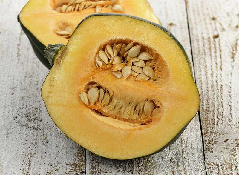 رژیم لاغری کربوهیدرات,acorn-squash کدوحلوایی