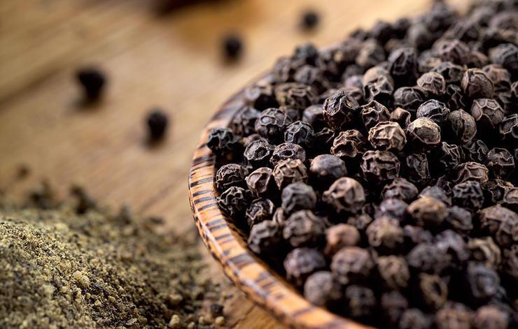 داروی گیاهی درمان سرماخوردگی,black-pepper-فلفل سیاه