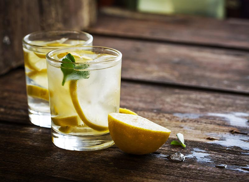 detox-lemon-water لیمو