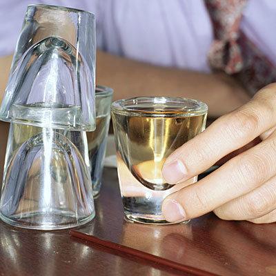 عادات مضر برای قلب,نوشیدن الکل
