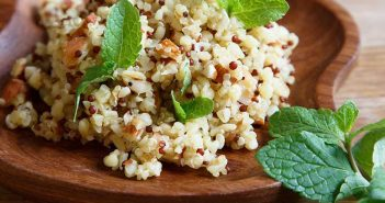 quinoa-grains-10-daily-habits-blast-belly-fat کینوا