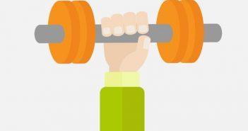 چرا عضلات شما رشد نمی کند؟