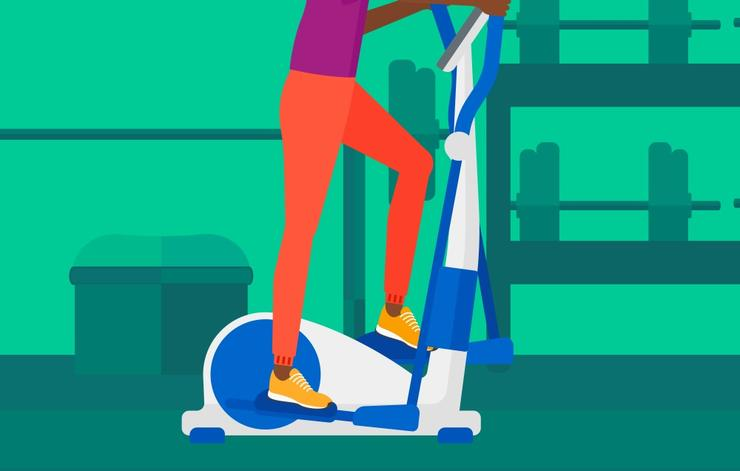 علت رشد نکردن عضله بازو,تمرینات کاردیو