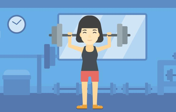 علت رشد نکردن عضله بازو,تمرینات ورزشی