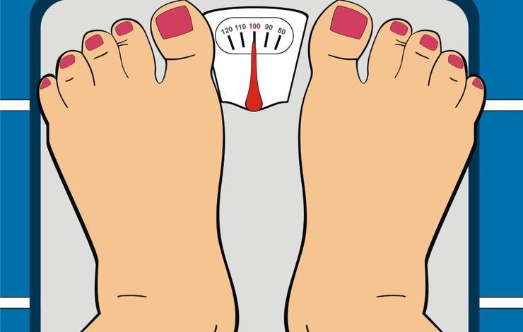 کاهش وزن, علائم هشدار دهنده سرطان ریه