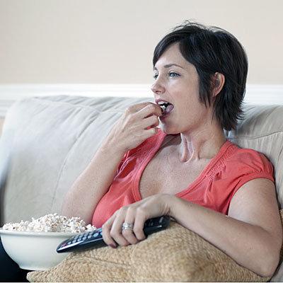عادات مضر برای قلب,تماشای تلویزیون