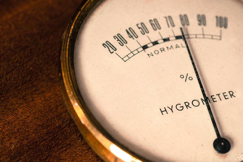 آلرژی فصلی,14-prevent-allergies-hygrometer