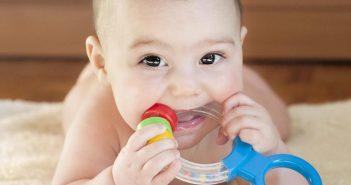 دندان نوزاد