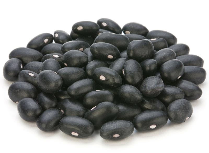 black-beans-foods-eat-every-day لوبیای سیاه