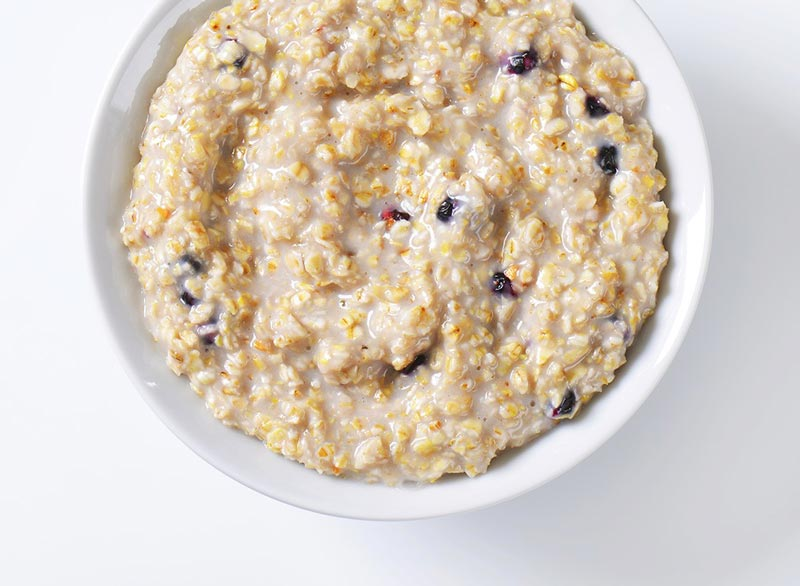 برنامه شکم شش تکه,oatmeal-diet-pro-snacks جوی دوسر