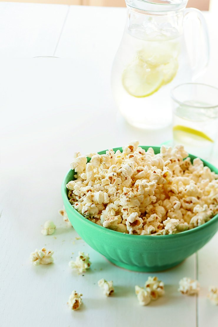 غذاهای رژیمی برای لاغری,popcorn ذرت بو داده