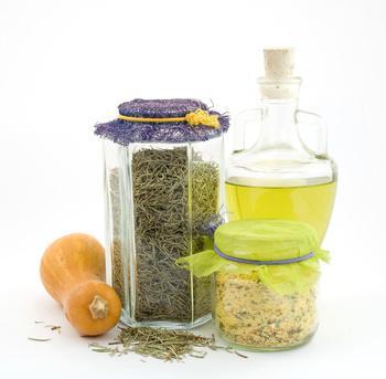 طب سوزنی و گیاهان دارویی