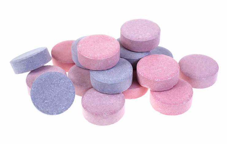 درمان های خانگی گلودرد شدید,آنتی اسید مصرف کنید