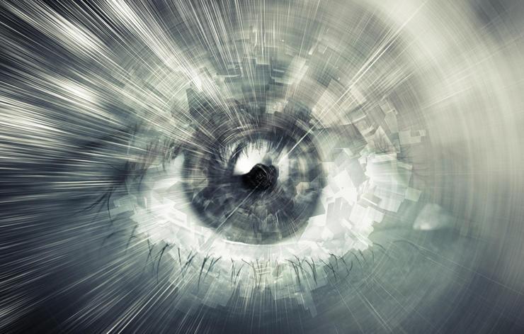 نشانه های بیماری از روی حالت چشم,میگرن شبکیه