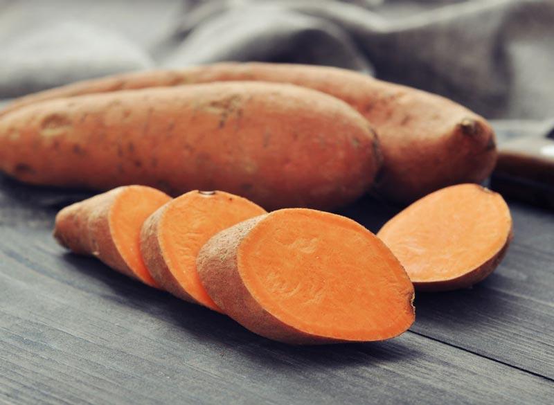 sweet-potatoes سیب زمینی شیرین