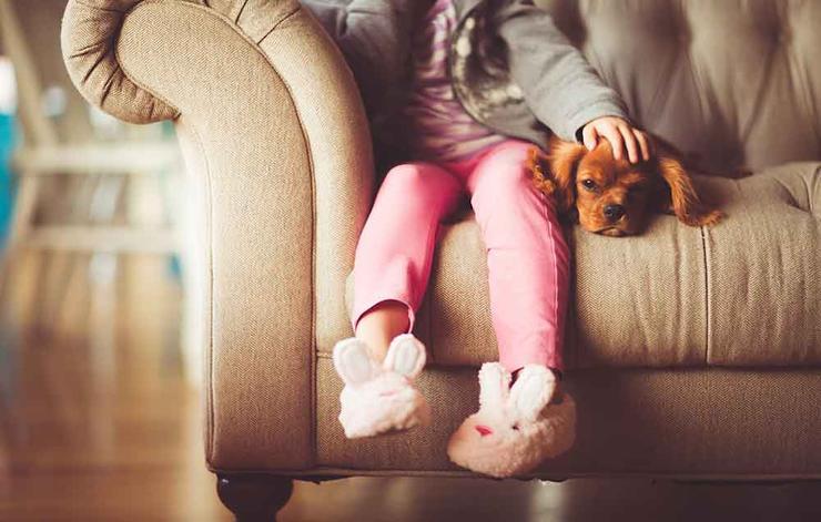 درمان های خانگی گلودرد شدید,استراحت کنید