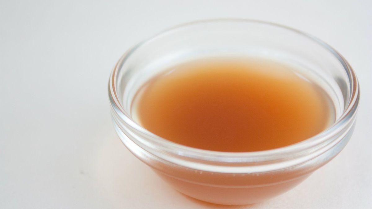 درمان آلرژی بهاری,سرکه سیب vinegar