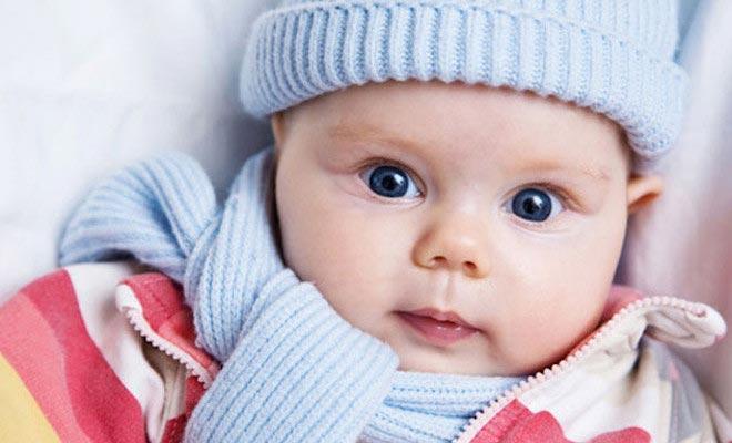 انواع سرماخوردگی کودکان و روش های درمان آنها - سرماخوردگی نوزادان