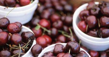 خواص گیلاس Cherries
