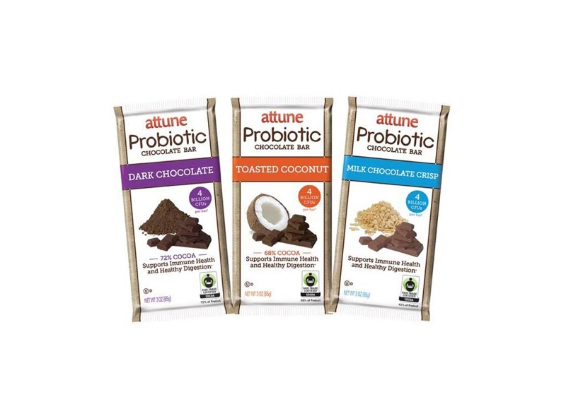 attune-probiotic-bars,درمان فوری نفخ