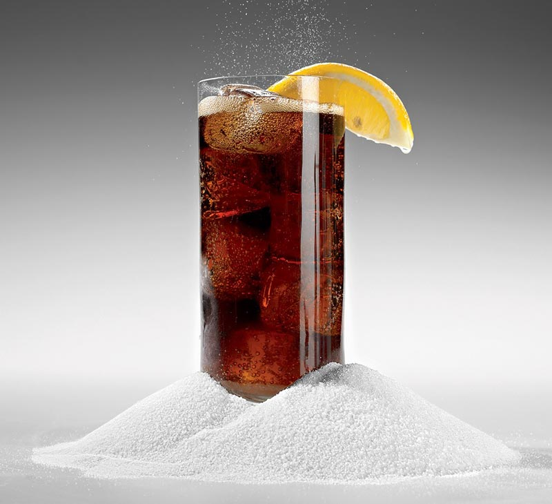diet-soda-10-daily-habits-blast-belly-fat,درمان فوری نفخ