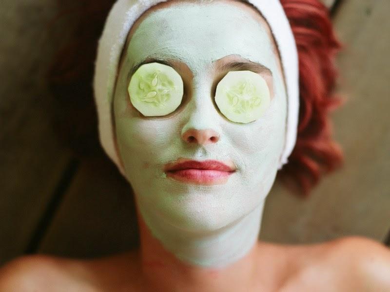 ماسک خانگی درمان جوش