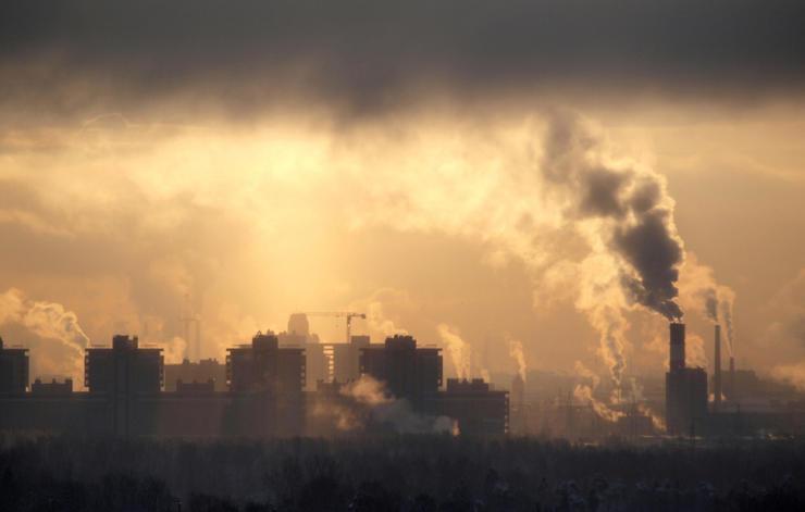 آلاینده های هوا و حساسیت