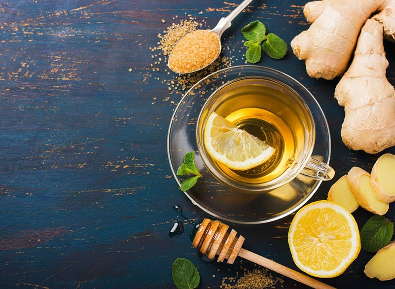 steeped-ginger-tea