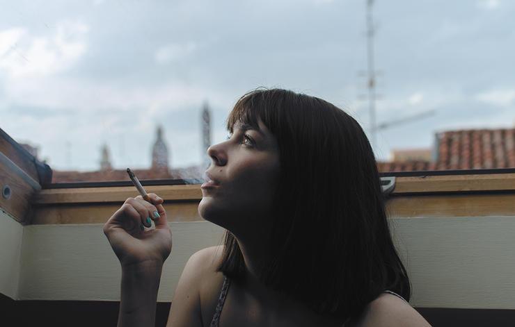 تاثیر منفی سیگار کشیدن بر پوست