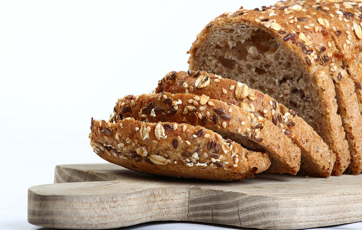 whole-wheat-bread-سلامت مغز