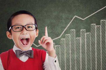 نشانه های اولیه باهوش بودن نوزاد و کودکان