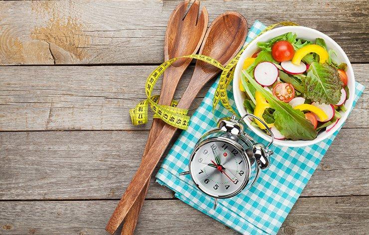 راهنمای خوردن میان وعده سالم غذایی