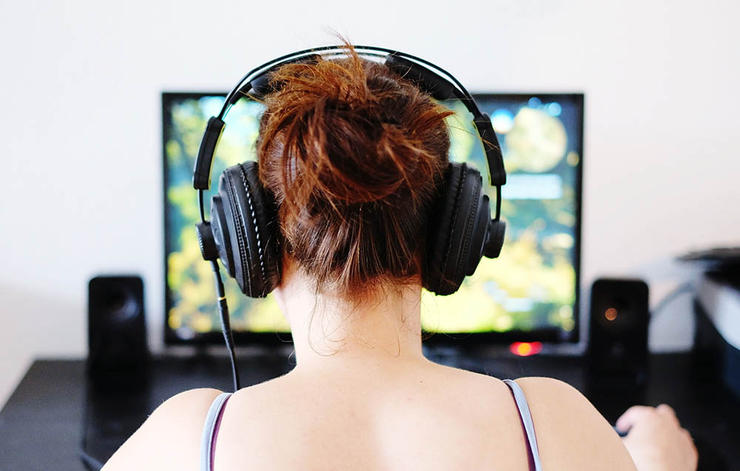 درمان های جدید افسردگی,بازی های ویدئویی