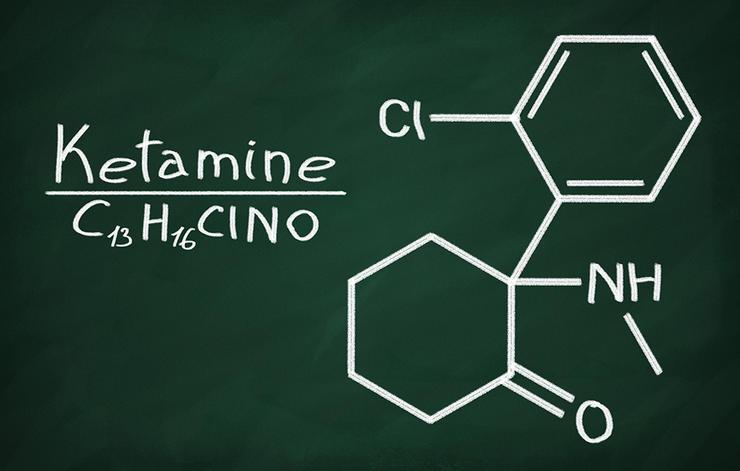 درمان های جدید افسردگی,کتامین