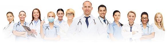 لیست پزشکان