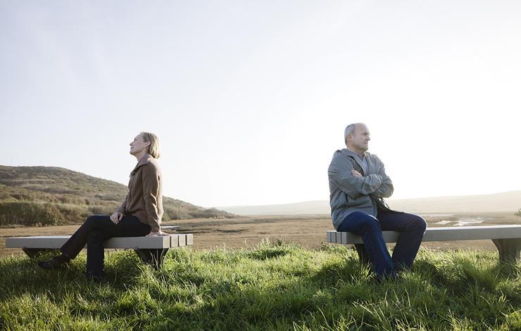 دلایل شکست ازدواج,شور و صمیمیت رو به کاهش