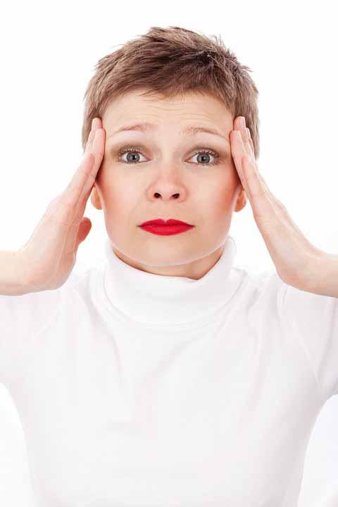 انواع سردرد و درمان آن