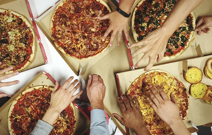 برای لاغری چه نخوریم,غذاهای مضر برای کاهش وزن,pizza-پیتزا
