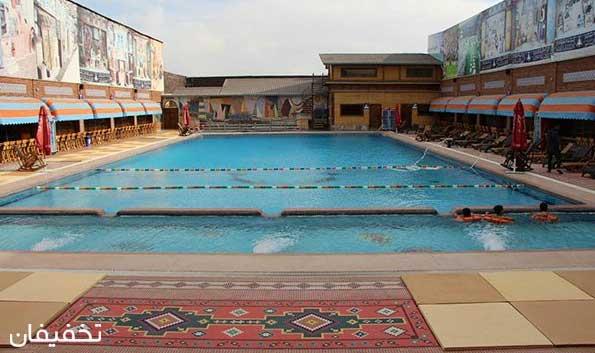 tehran-best-pools بهترین استخرهای تهران