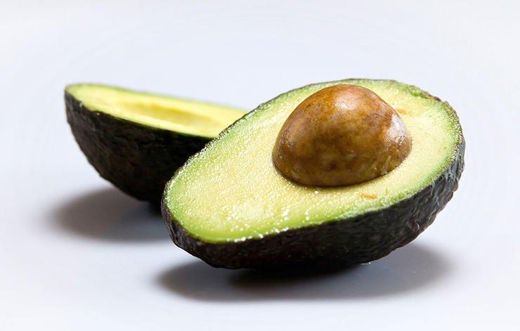 ماسک دست ساز صورت,avocado-برای پوست های خشک