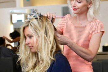 چگونه موهای خود را هایلایت کنیم؟
