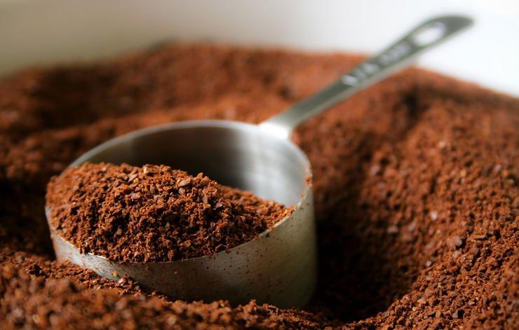 coffee-برای پوست های پف کرده