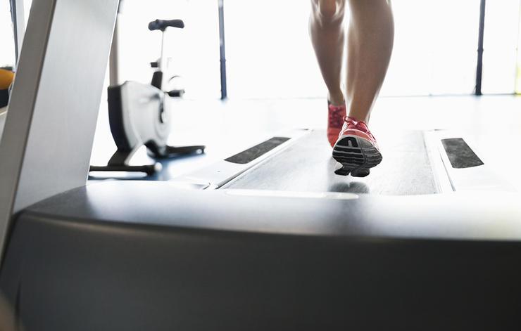 تمرین وزن بدن Sprints