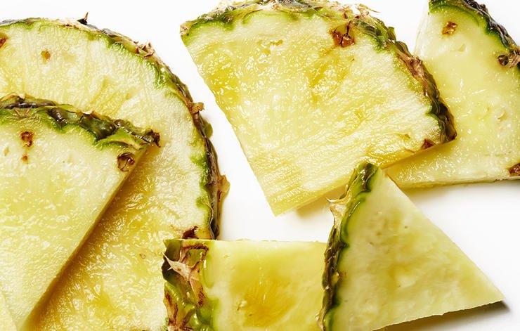 pineapple-برای پوست های پوسته شده