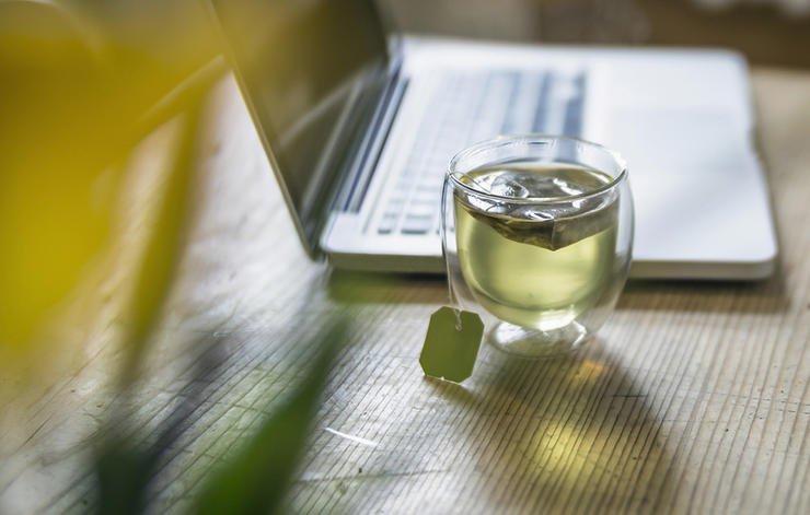چای سبز برای درمان سرطان سینه