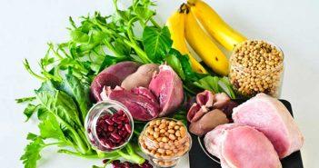 غذاهای حاوی منگنز Manganese-foods
