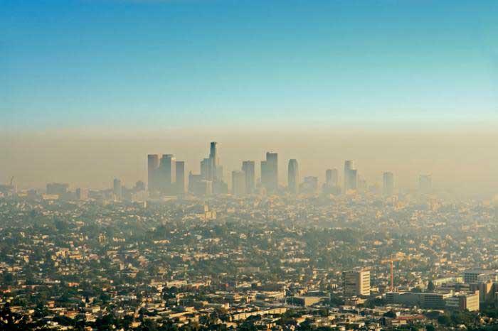 آلودگی هوا و ویتامین b6