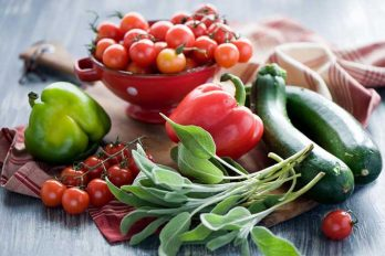 سبزیجات و میوه هایی که نفاخ نیستند
